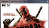 Deadpool Трейнер +7