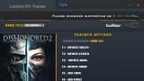 Dishonored2 Трейнер +18