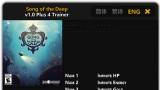 Song of the Deep Трейнер +4