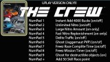 The Crew Трейнер +10
