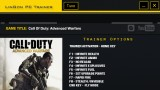 Call of Duty: Advanced Warfare Трейнер +16