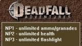 Deadfall Adventures Трейнер +3