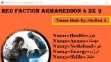 Red Faction: Armageddon Трейнер +5