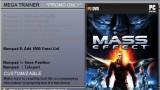 Mass Effect Трейнер +3