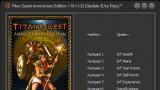Titan Quest: Anniversary Edition Трейнер +10