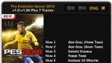 Pro Evolution Soccer 2016 Трейнер +7