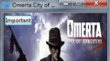Omerta — City of Gangsters Трейнер +10
