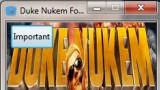 Duke Nukem Forever Трейнер +2