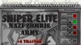 Sniper Elite: Nazi Zombie Army Трейнер +5
