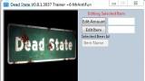 Dead State Трейнер +6