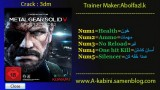 Metal Gear Solid V: Ground Zeroes Трейнер +5