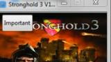Stronghold3 Трейнер +2
