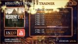 Resident Evil7 Трейнер+8