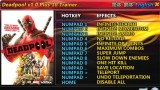 Deadpool Трейнер +10