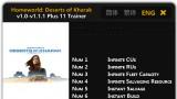 Homeworld: Deserts of Kharak Трейнер +11