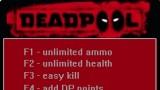 Deadpool Трейнер +6