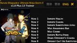 Naruto Shippuden: Ultimate Ninja Storm4 Трейнер +13