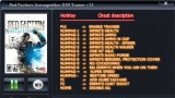 Red Faction: Armageddon Трейнер +13