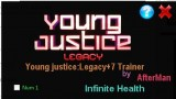 Young Justice: Legacy Трейнер +7