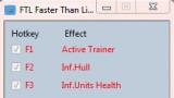 FTL: Faster Than Light Трейнер +17