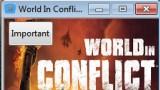 World in Conflict. Soviet Assault Трейнер +3