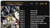 God Eater 2: Rage Burst Трейнер +18