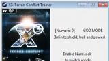X3: Terran Conflict Трейнер +3