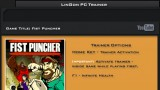 Fist Puncher Трейнер +1