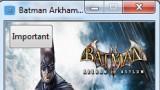 Batman: Arkham Asylum Трейнер +3