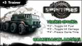 Spintires Трейнер+3