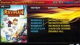 Rayman Origins Трейнер +2