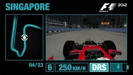 F1 2012 - Singapore Hotlap Trailer