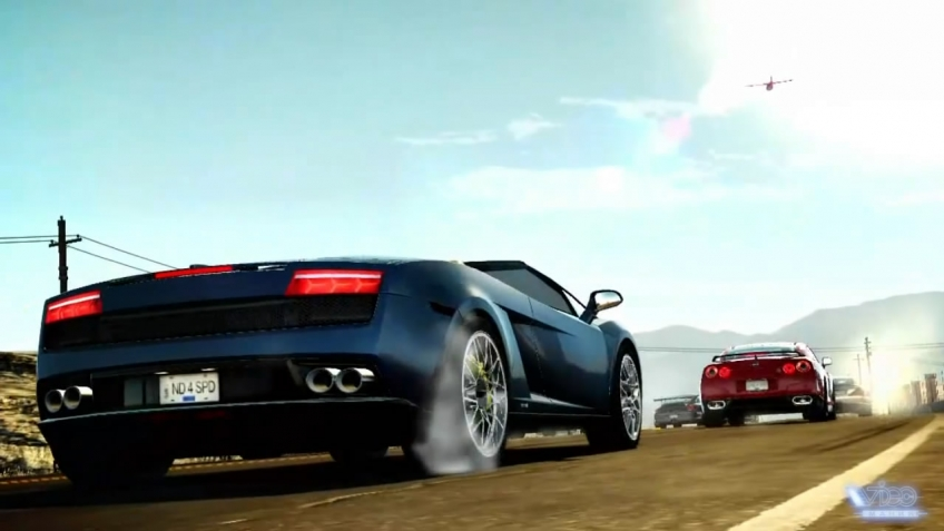 Need for Speed: Hot Pursuit - Sun, Sand and Supercars Trailer (русская версия)