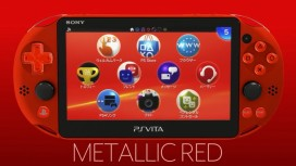 PlayStation Vita - New Color Debut Trailer