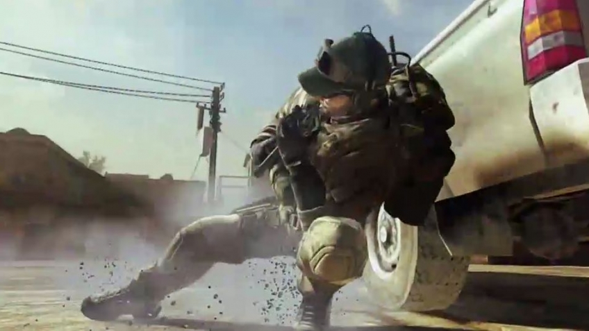 Tom Clancy's Ghost Recon: Future Soldier - Multiplayer Reveal Trailer