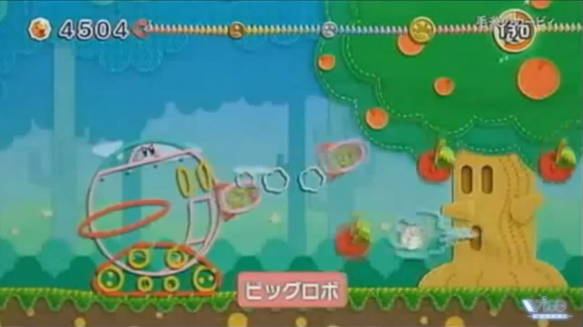 Kirby's Epic Yarn - Gameplay Trailer