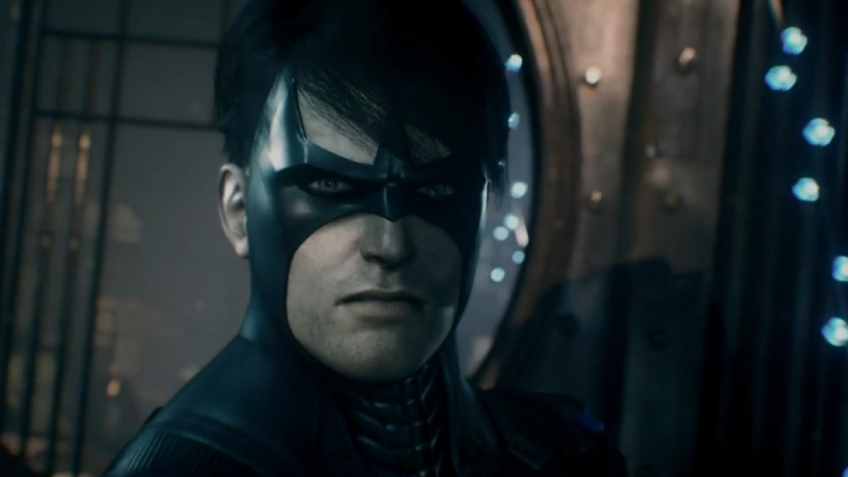 Batman: Arkham Knight – 1 Day Trailer Countdown