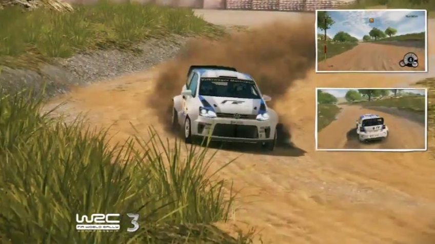 WRC 3 - Argentina Track Gameplay Trailer
