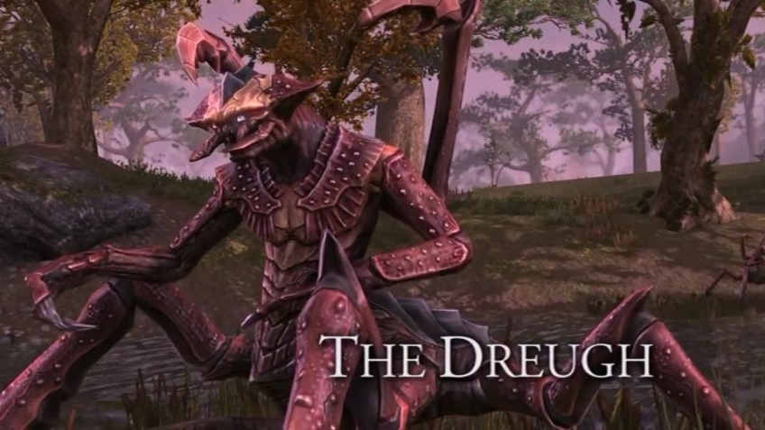 The Elder Scrolls Online - The Dreugh Trailer