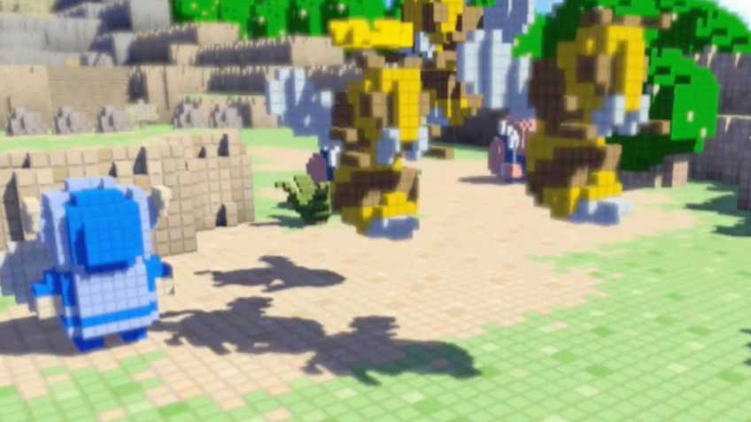 3D Dot Game Heroes - Launch Trailer