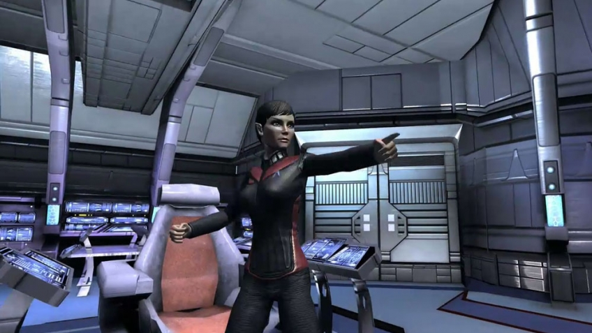 Star Trek Online - Bridge Trailer