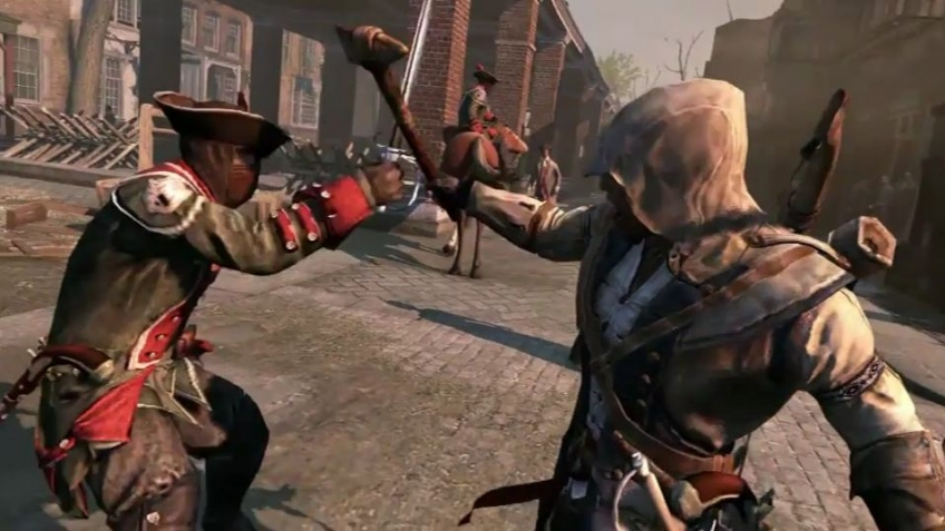 Assassin's Creed3 - Launch Television Commercial Trailer