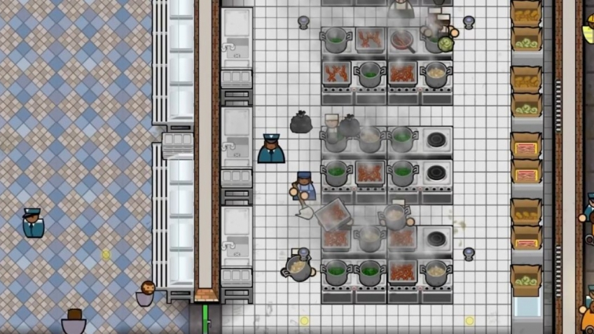 Prison Architect - Announce Trailer