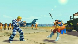Super Street Fighter 4 - Guy/Cody/Adon Trailer