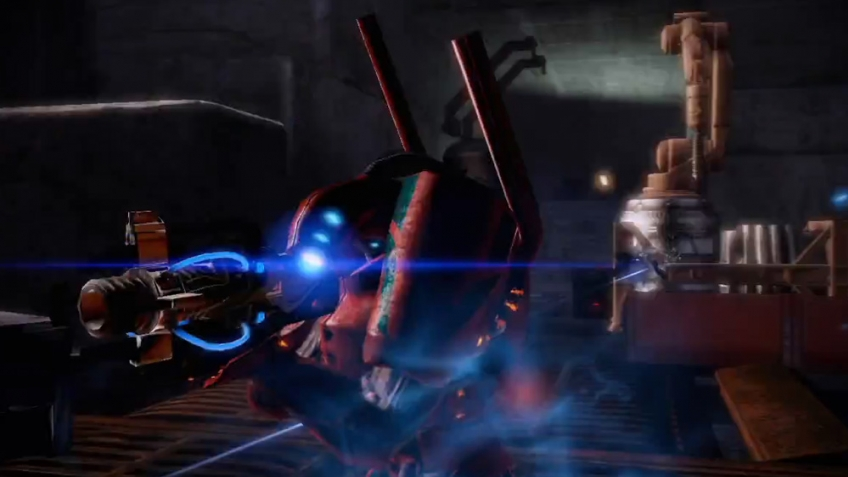 Mass Effect 2 - Enemies Trailer