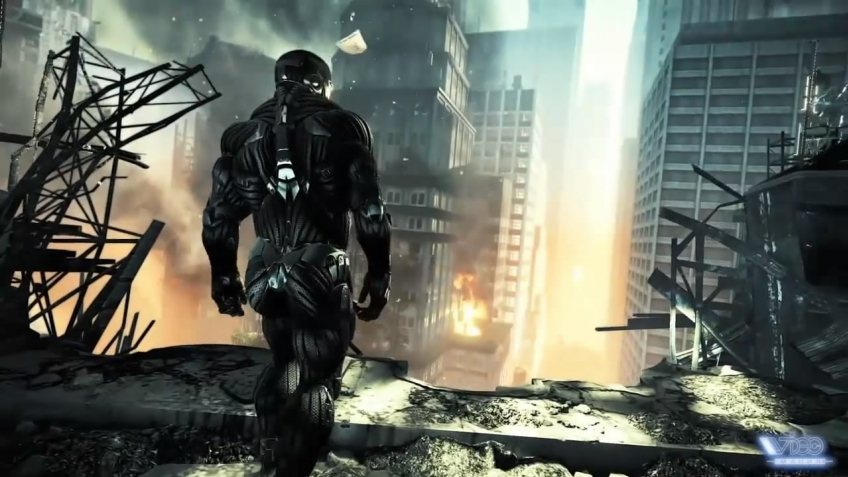 Crysis 2 - Be The Weapon Trailer (русская версия)