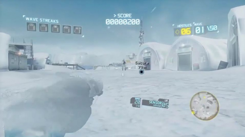 Tom Clancy's Ghost Recon: Future Soldier - Arctic Strike DLC Trailer