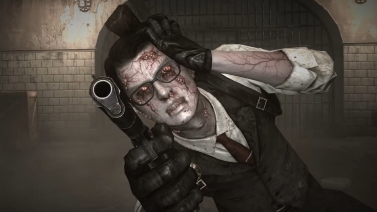 The Evil Within: The Executioner - Gameplay Trailer