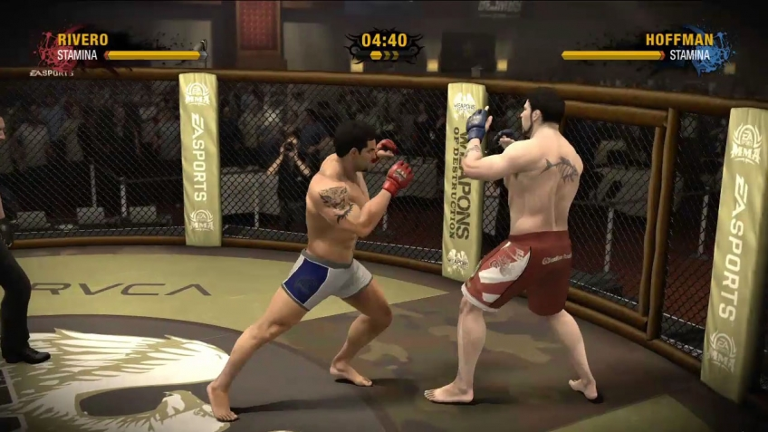 EA Sports MMA - Career Mode Trailer