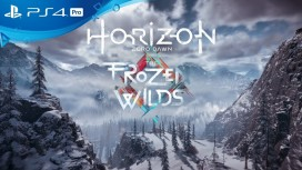 Horizon Zero Dawn. Трейлер пейзажей The Frozen Wilds